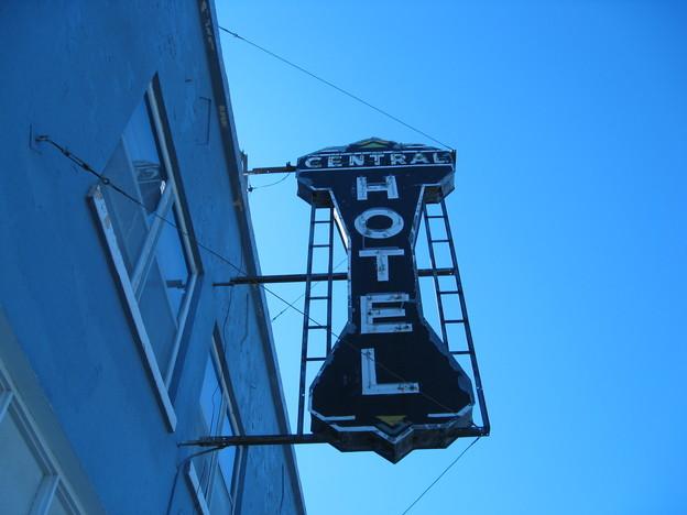 Central Hotel, Burns, Oregon