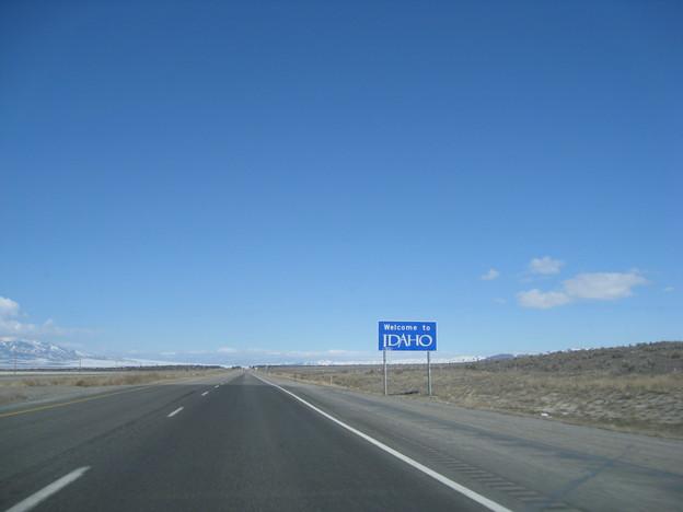 Idaho, hos!