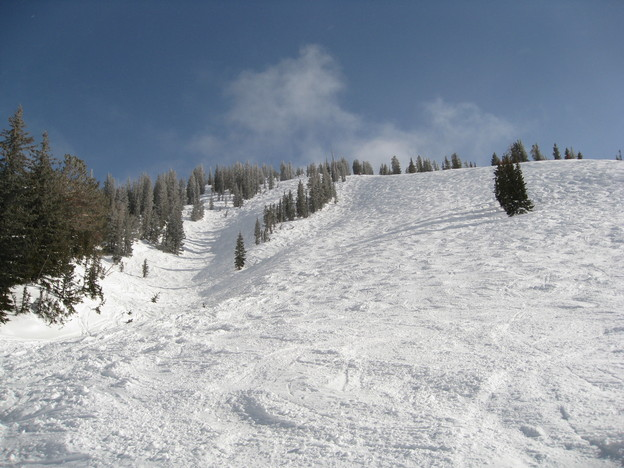 The Catherine Bowl at Alta
