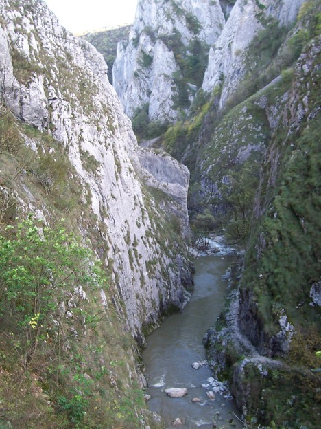 Gorge in Turda